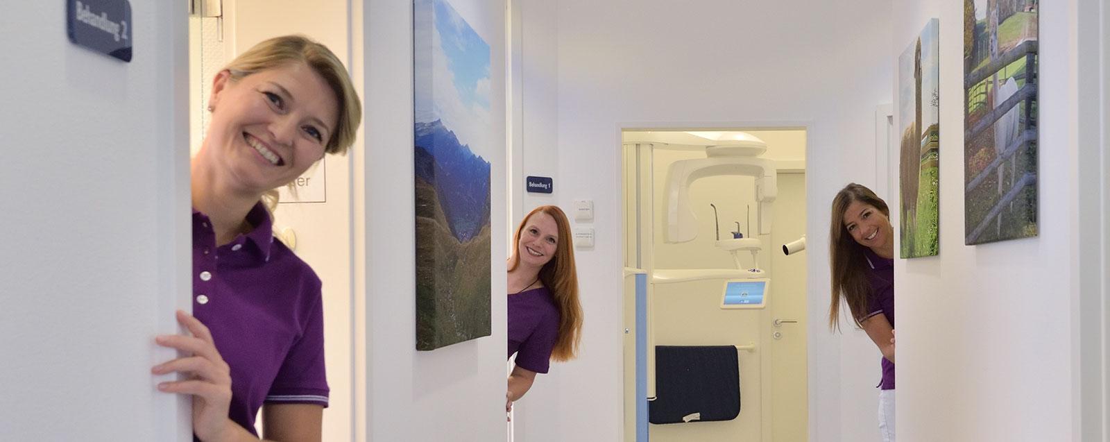 Stellenangebote in der Zahnarztpraxis Meling