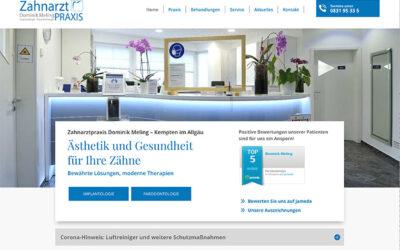 Jetzt online: Unsere neue Website